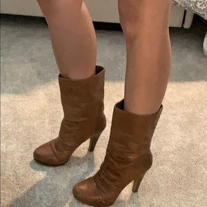 Jessica simpson midcalf booties